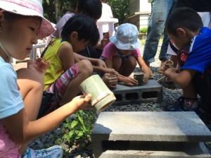 福島の子ども保養プロジェクト・杉並(2015年の記録)