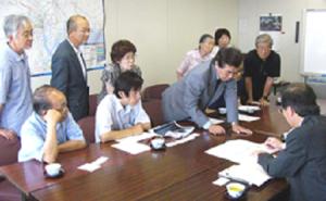 日本共産党_杉並区議会議員_富田たく_区政報告ニュース_150_写真07(2006年)